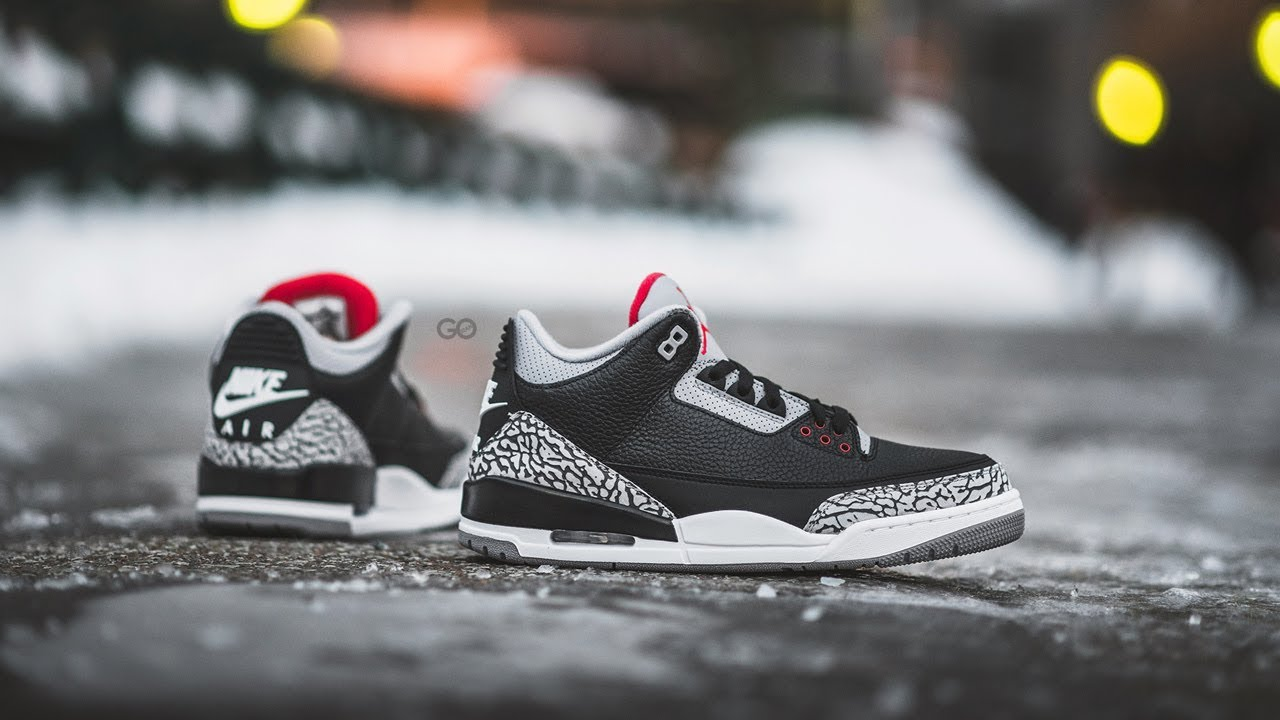 3de8bc504b9 Review   On-Feet  Air Jordan 3 Retro OG