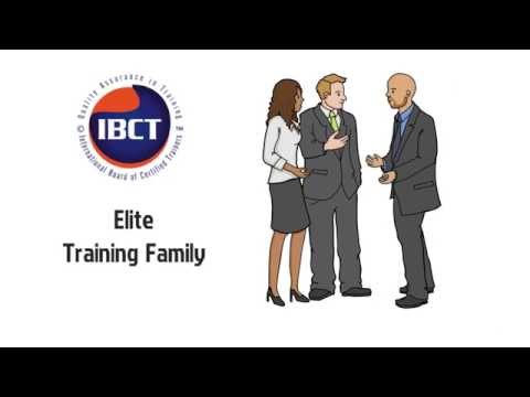 International Board of Certified Trainers - Certification For Trainers