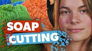 Derfor elsker din hjerne soap cutting
