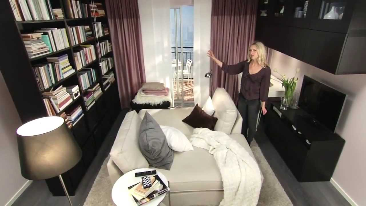 Small studio apartment decorating ideas youtube - How decorate small apartment ...