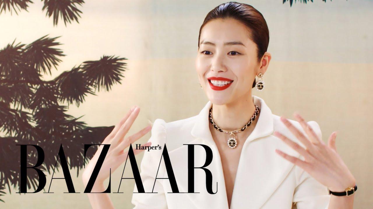 Chinese Supermodel Liu Wen's Guide to Skincare, Makeup & Beauty | Harper's BAZAAR Beauty Q&A