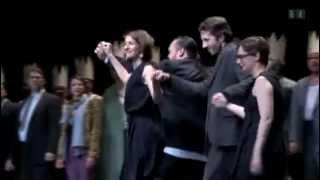 Saimir Pirgu Opernstar in Rigoletto - Opernhaus Zurich