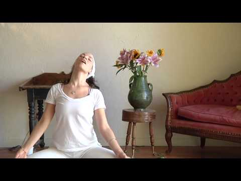 How to Open the Throat Chakra With Kundalini Yoga