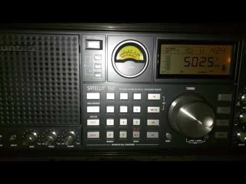 Radio REBELDE Cuba - 5025 KHZ - 04:23 UTC