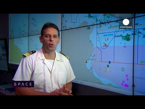 ESA Euronews: Maritime security