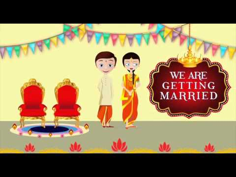 best animated wedding invitation for whatsapp!! youtube Online Animated Wedding Invitation Cards best animated wedding invitation for whatsapp!! online animated wedding invitation cards