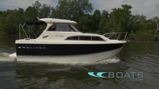 2012 Bayliner 266 Discovery Video Review