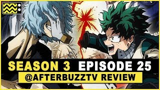 Fik-Shun guest on My Hero Academia Season 3 Episode 25 Review & After Show