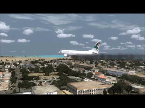 Bulgaria Air 737 crash at Doha