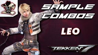 New combos for Tekken 7. Helpful for new and old players. You can f...