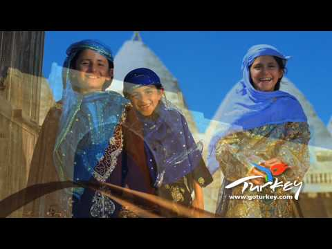 """Turkish Tourism : The GAP """"Where the Art Comes Alive"""""""