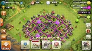 Clash Of Clans (fail) Attack: WAG