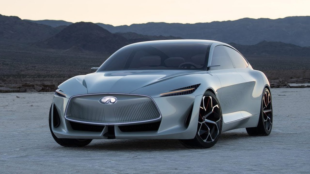 Nissan Luxury Brand >> Nissan Is Turning Infiniti Into An Electric Luxury Brand