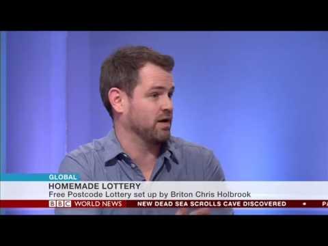 BBC World News 2017 02 09 Free Postcode Lottery