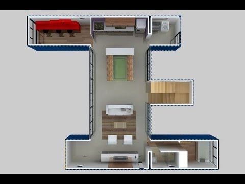 Diy Shipping Container Home Plans, Shipping Container Home ...