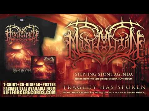 MISERATION - Stepping Stone Agenda (full track teaser)