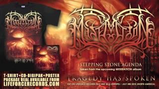 MISERATION - Stepping Stone Agenda (full track teaser)