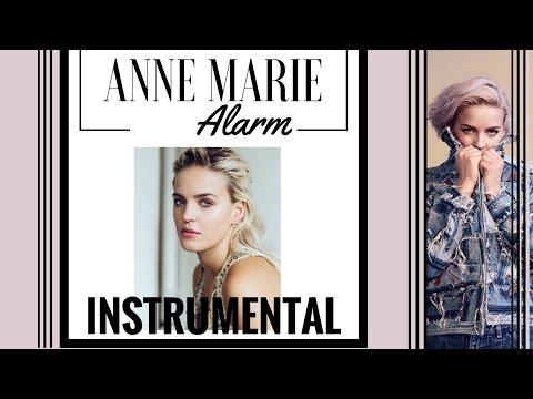 Anne-Marie Alarm - Acoustic Karaoke Version