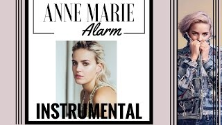 Anne-Marie Alarm - Acoustic Karaoke Version
