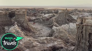 Top 10 Most Uninhabitable Places in the World