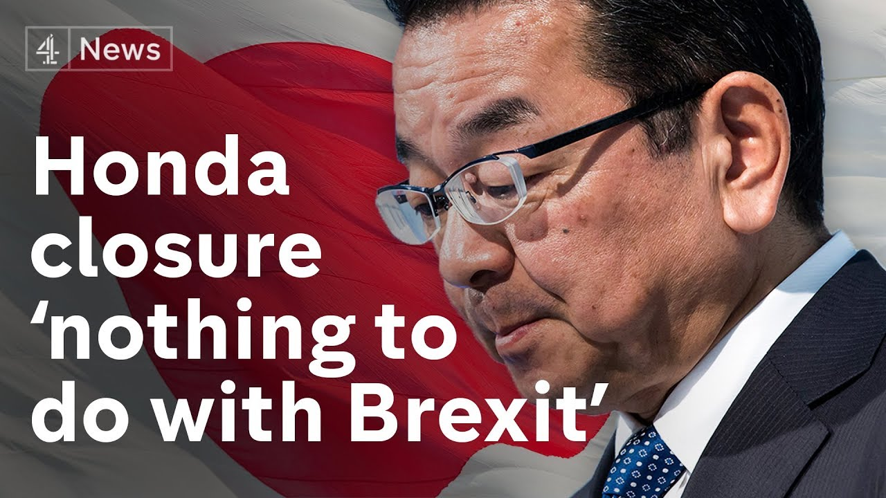 Honda leaves UK amid Brexit business fears