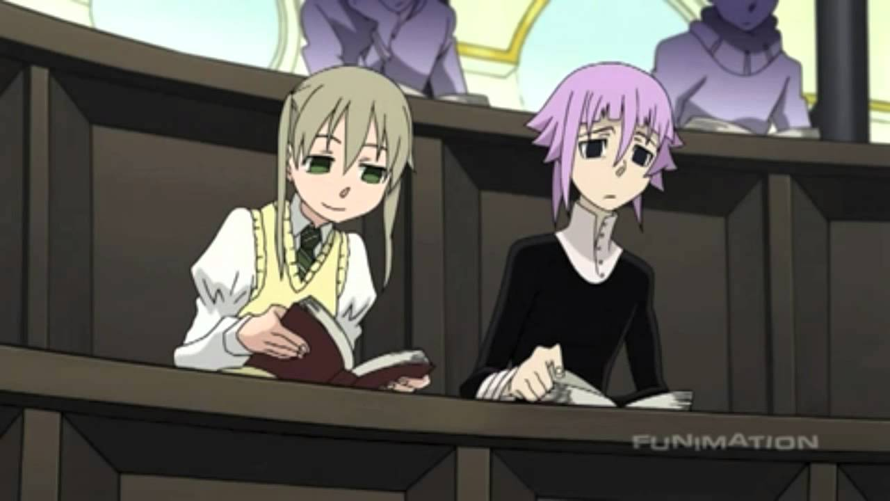 Crona/Maka - What Do You Want From Me - YouTube