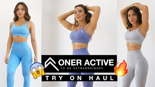 ONER ACTIVE TRY ON HAUL | Squat proof, Price, Size THE BEST LEGGINGS EVER!