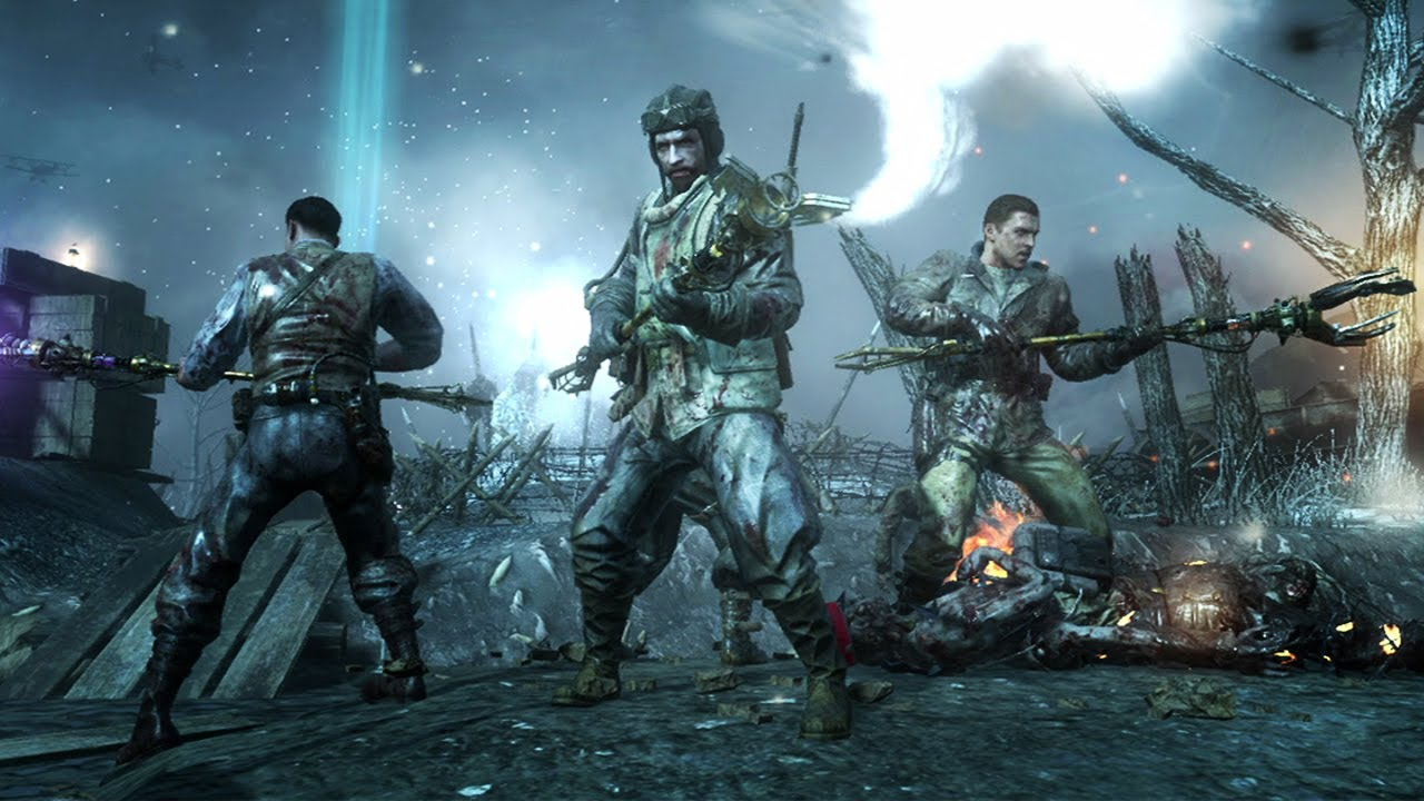 Call Of Duty Black Ops 2 S Apocalypse Trailer Features Dieselpunk Zombies Shooty Men Pc Gamer