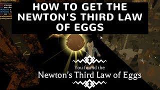 Roblox Egg Hunt 2018 - Undernest: Nach der Reißleine und Newtons drittem Eiergesetz