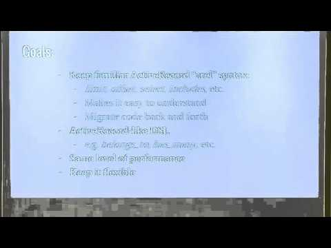 RubyConf Taiwan 2015-LT-03 Jaime Cham:Using Redis to index ActiveRecord objects the easy way