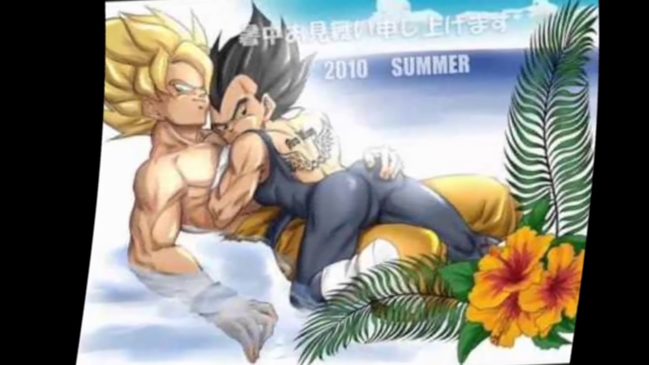 MONSTRUO VEGETA XXX GAY