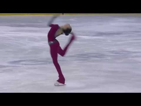 Lucrezia Beccari short  Nationals 2017