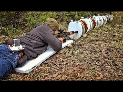 How Many Toilet Seats Does It Take To Stop a 50cal?!?!?
