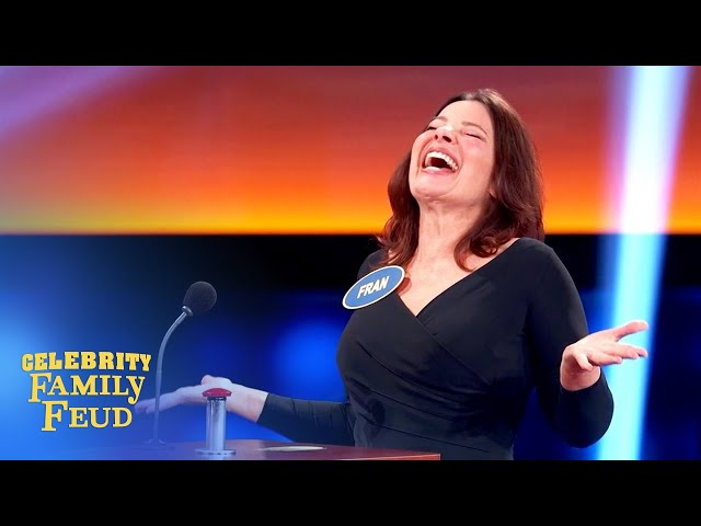 Here's the #1 reason men divorce their wives! | Celebrity Family Feud