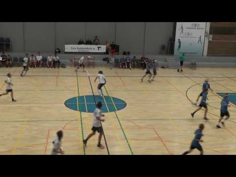 AGF - Køge Håndbold u 14 1 Halvleg