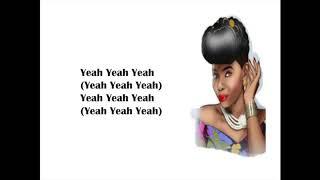 Yemi alade nakupenda lyrics video