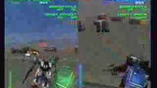Armored Core Silent Line Japanese Tournament Final