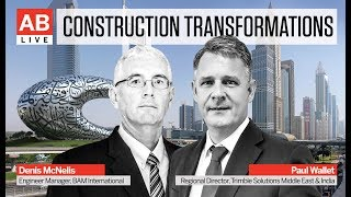 AB Live: $313billion worth UAE construction sector