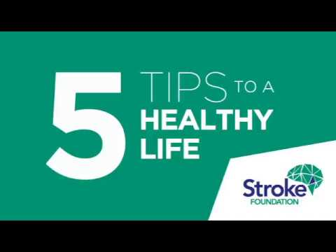 5 tips to a healthy life