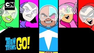 Teen Titronz Go! I Teen Titans Go I Cartoon Network