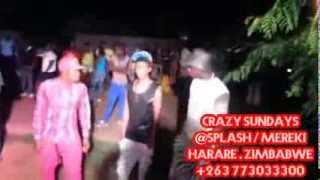 ZIMBABWE DANCEHALL PARTY - CRAZY SUNDAYS (Open Air)