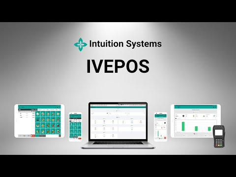 IVEPOS POS System. Retail Point of Sale System