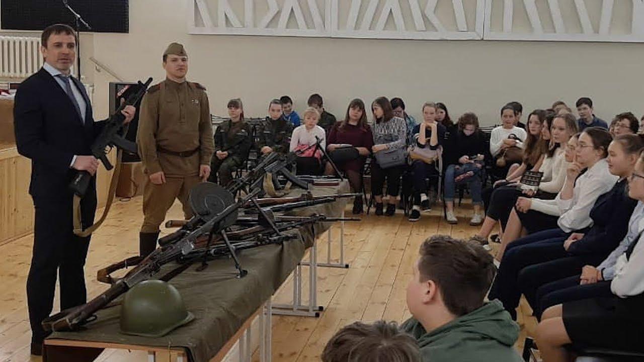 В Екатеринбурге затравили ветерана за «Урок мужества»