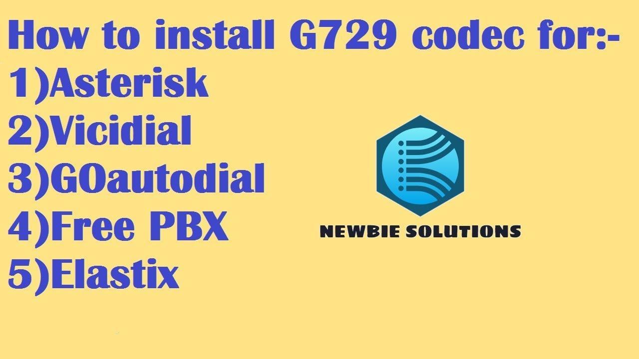 G729ab asterisk