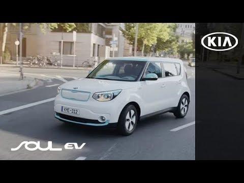 Le seul SUV urbain électrique | Soul EV | Kia