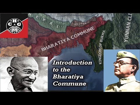 Kaiserreich Guides - Introduction to the Bharatiya Commune