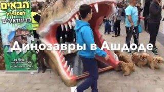 Израиль 19 : Динозавры в Ашдоде.(Израиль 19 : Динозавры в Ашдоде., 2016-03-31T16:31:30.000Z)