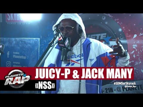 Youtube: [Exclu] Juicy-P & Jack Many«NSS» #PlanèteRap