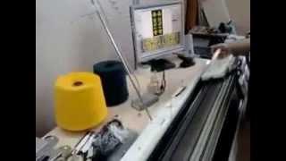 Электронная вязальная машина Silver Red SK-840/SRP-60N(, 2014-06-24T10:17:01.000Z)