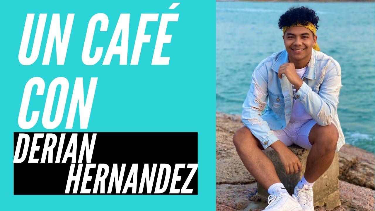 UN CAFÉ CON RO Y @Derian Hernandez | Ep 8